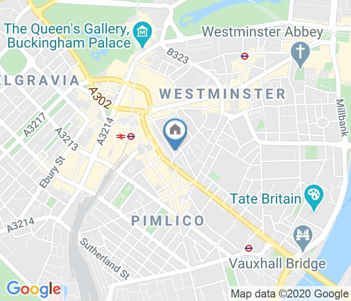 3 Bed Flat, Cardinal Mansions, SW1P