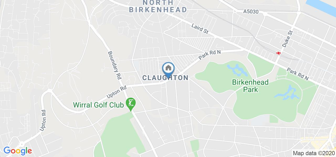 3 Bed Flat, Lingdale Road North Claughton, CH41