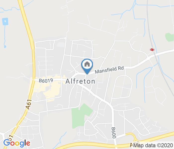 1 Bed Flat, Alfreton, DE55