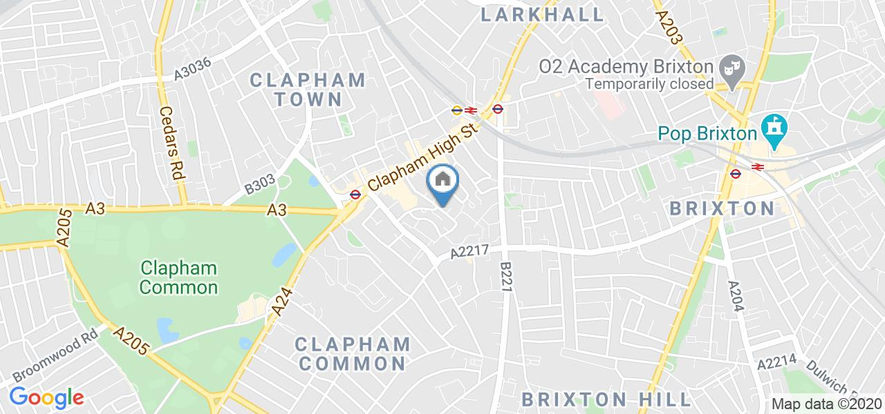 4 Bed Flat, Nelsons Row, SW4
