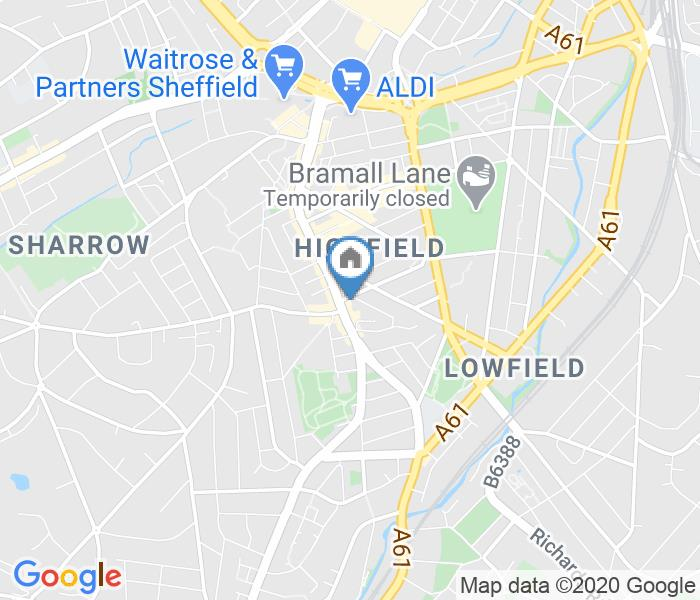 Room in a Shared Flat, London Road, S2