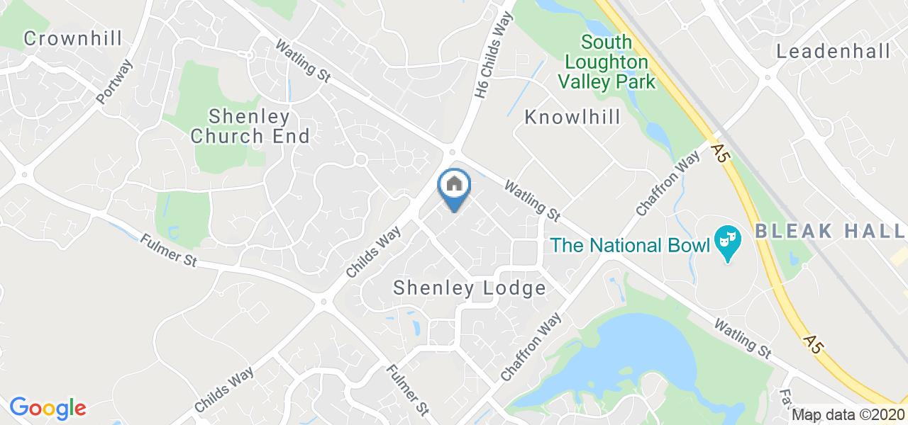 Room in a Shared House, Shenley Lodge, MK5