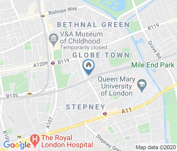 Room in a Shared Flat, Portman Place, E2