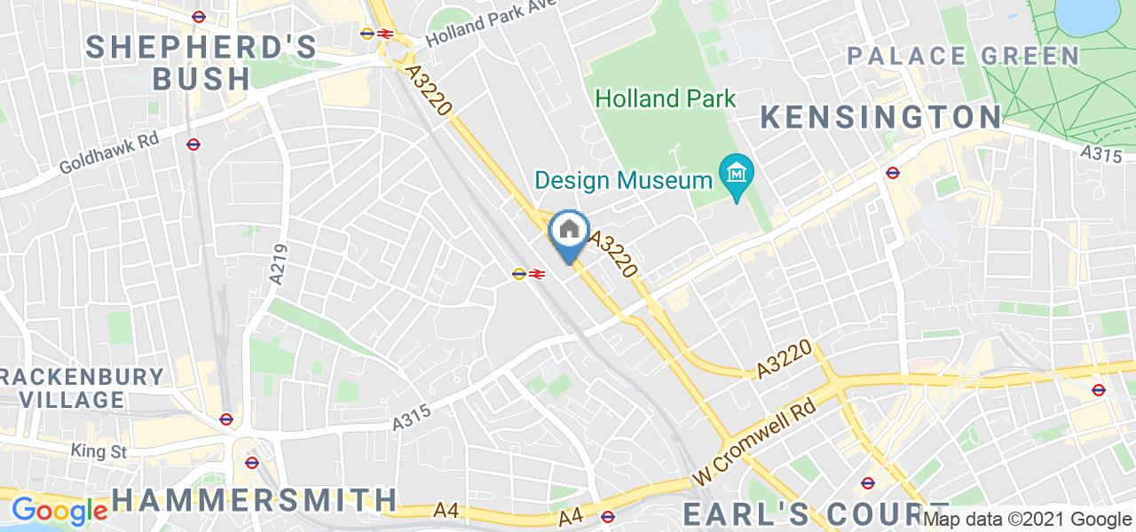 1 Bed Flat, Holland Road, W14