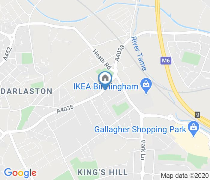 Room in a Shared House, Walsall Road, WS10