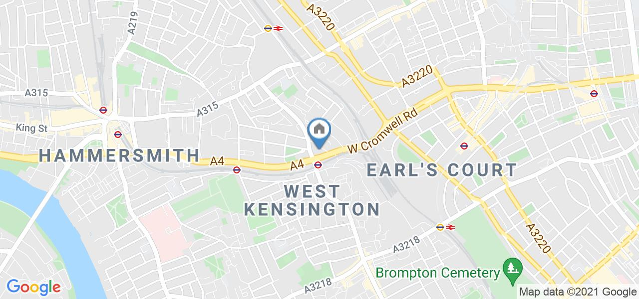 3 Bed Flat, West Kensington Court, W14