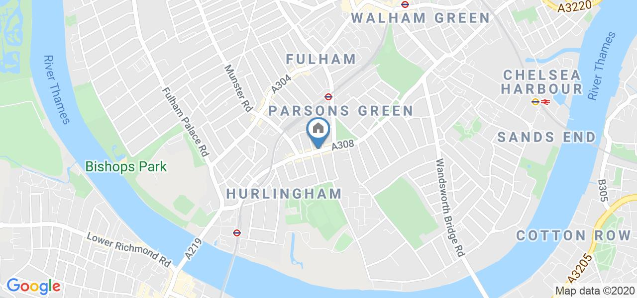1 Bed Flat, New Kings Road, SW6