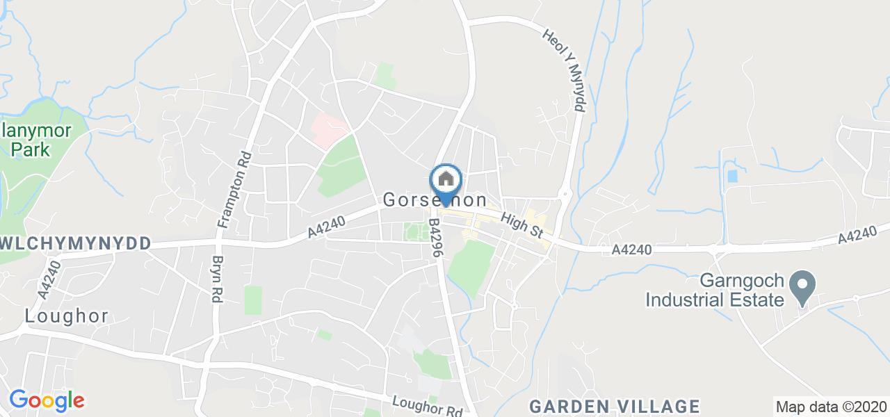 1 Bed Flat, Gorseinon, SA4