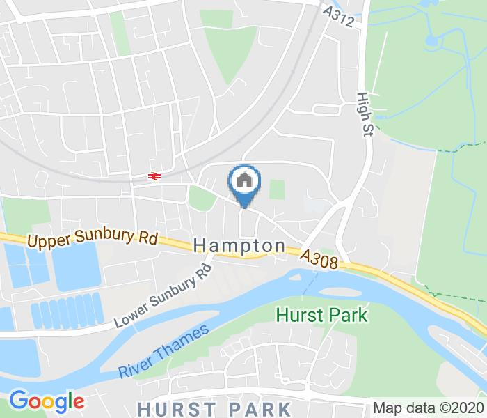 Room in a Shared Flat, Station Road, TW12