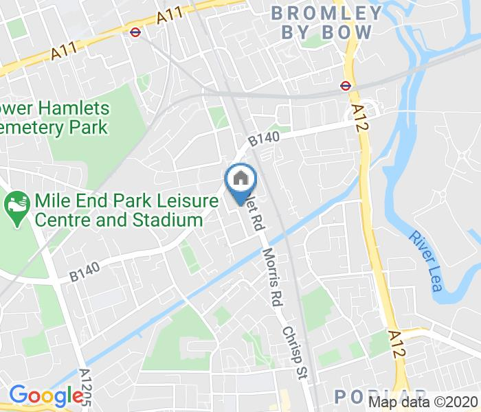 Room in a Shared Flat, Glaucus Street, E3