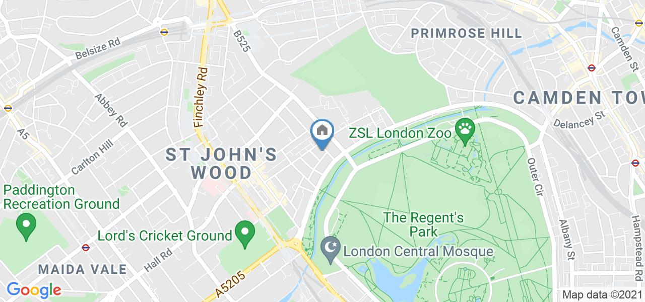 2 Bed Flat, Townshend Court, NW8