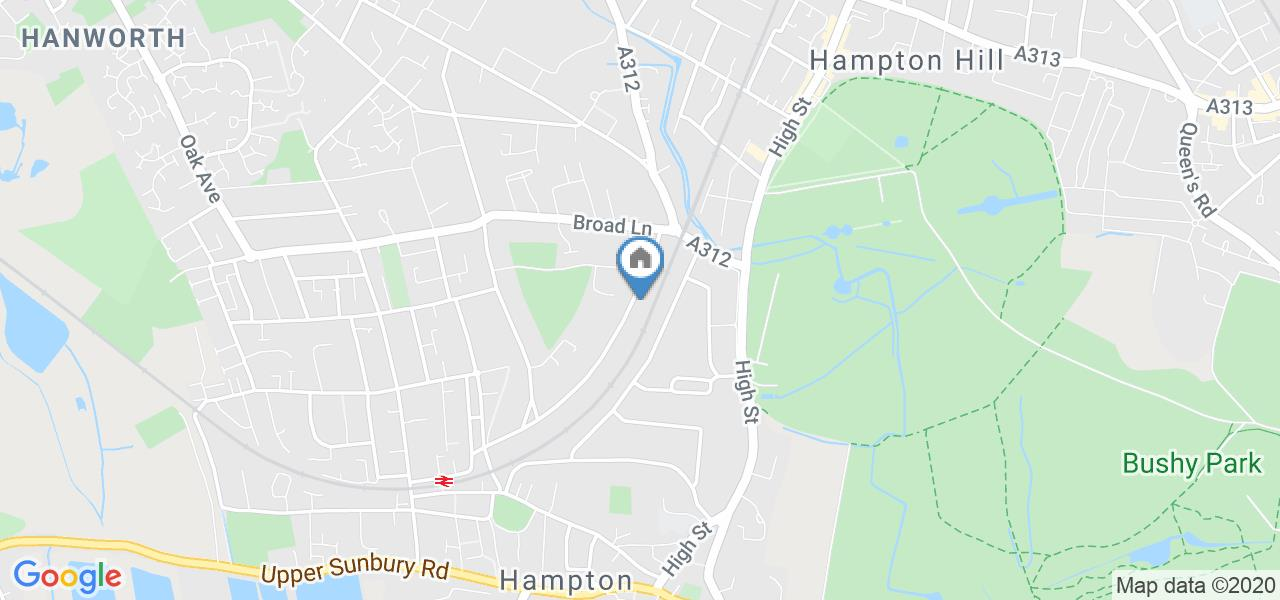 Room in a Shared House, Gloucester Road, TW12