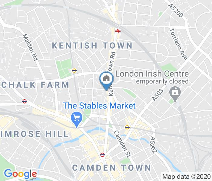 1 Bed Flat, Castle Road, NW1