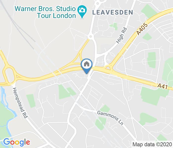 1 Bed Flat, Courtlands Close, WD24