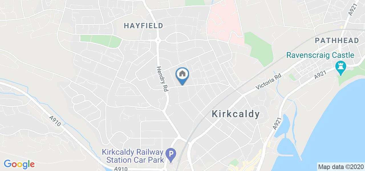 1 Bed Flat, Meldrum Road, KY2