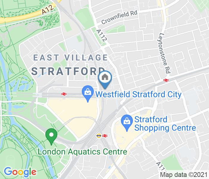 1 Bed Flat, Forrester Way, E15