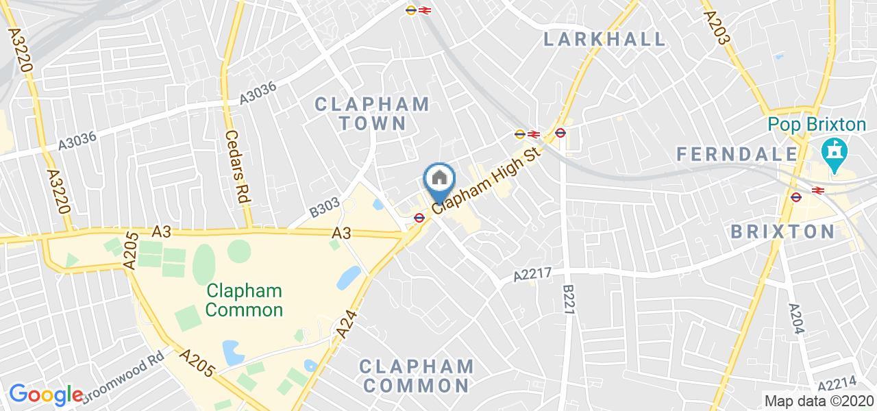 1 Bed Flat, Clapham High Street, SW4