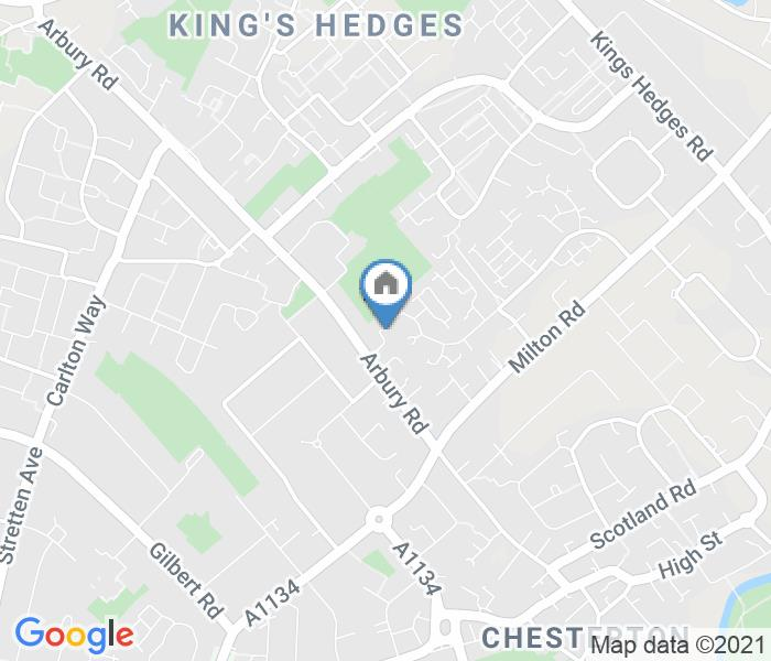 Room in a Shared House, Maio Road, CB4