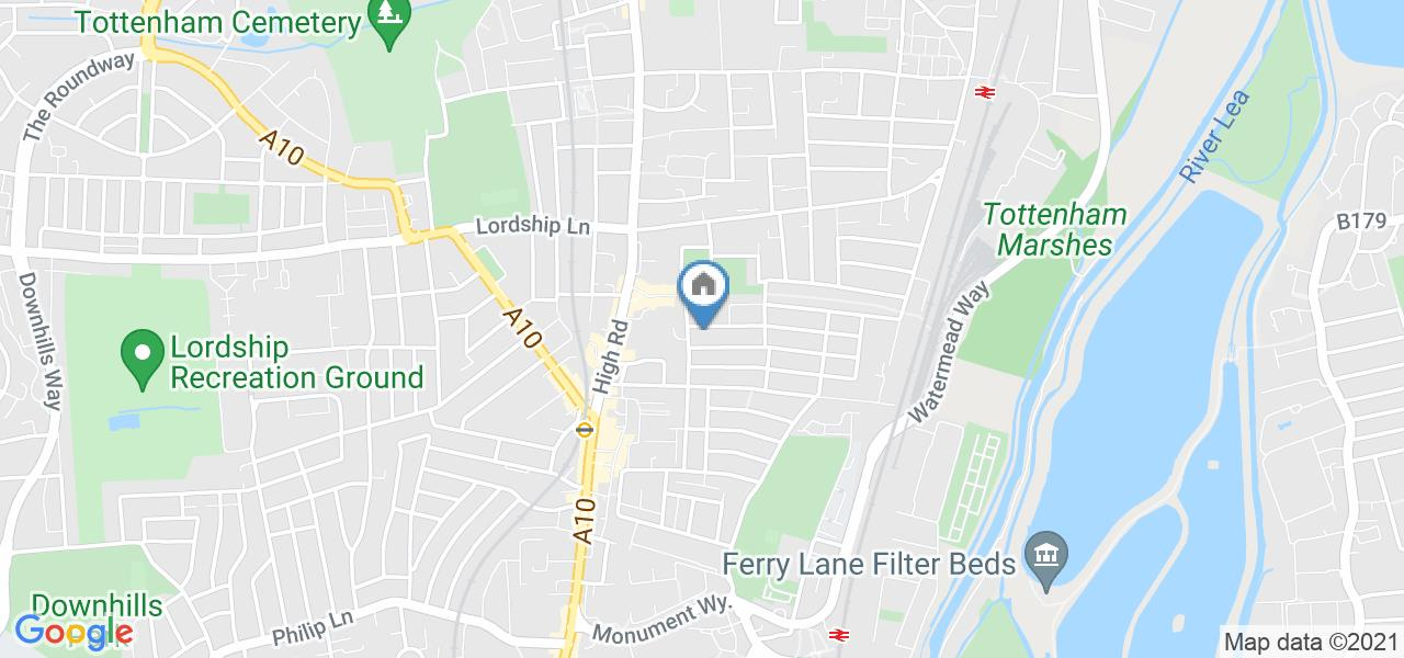 Room in a Shared House, London, N17