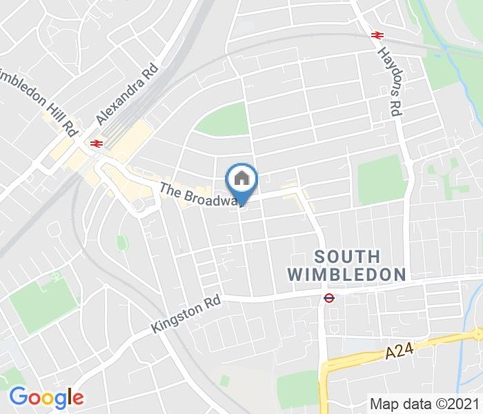 Room in a Shared Flat, Viscount Point, SW19