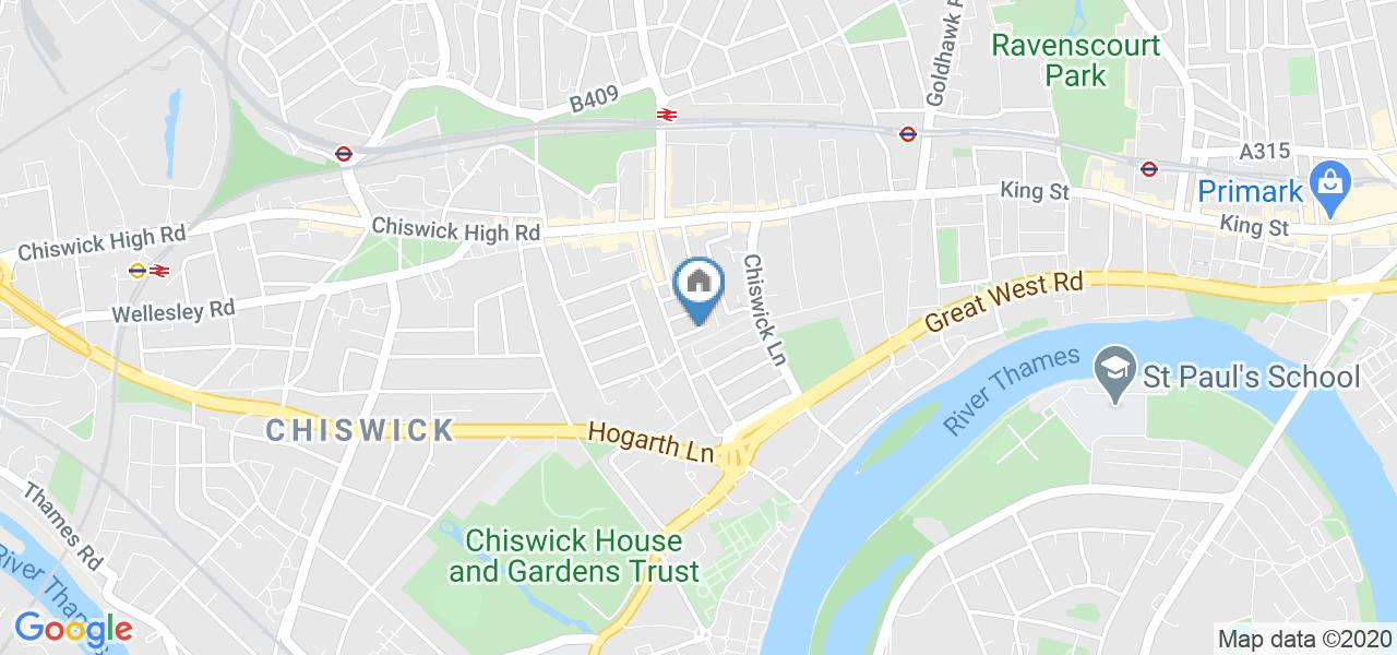 3 Bed Flat, Chiswick, W4