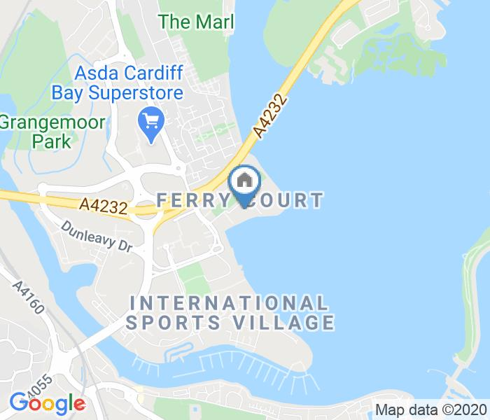 2 Bed Flat, Ferry Court, CF11
