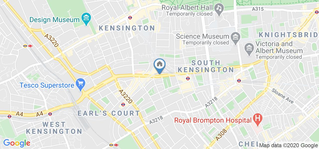 1 Bed Flat, Cromwell Road, SW7