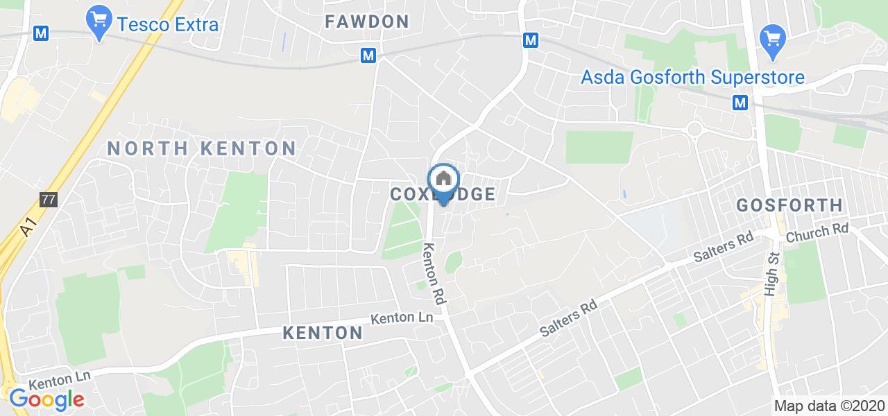 1 Bed Flat, Coxlodge Road, NE3