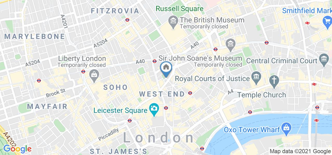 1 Bed Flat, New Compton Street, WC2H