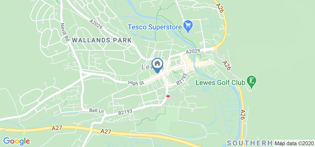1 Bed Flat, Lewes Mansions, BN7
