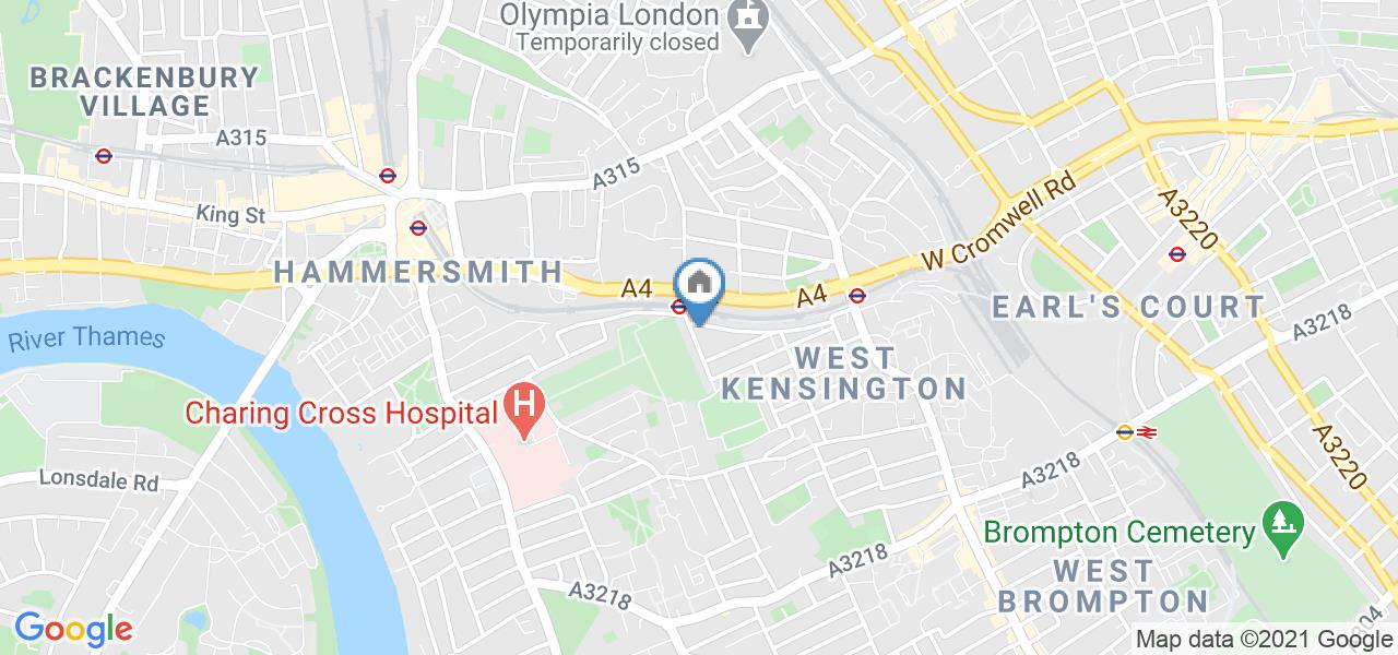 2 Bed Flat, Barons Court Road, W14
