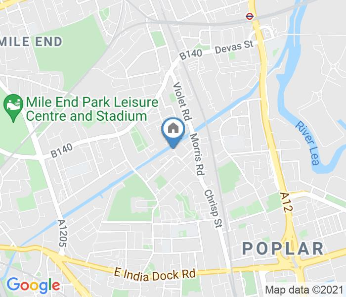 Room in a Shared House, Pioneer Close, E14