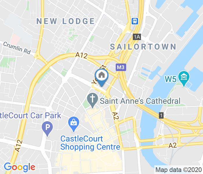 Room in a Shared Flat, Great Patrick Street, BT1
