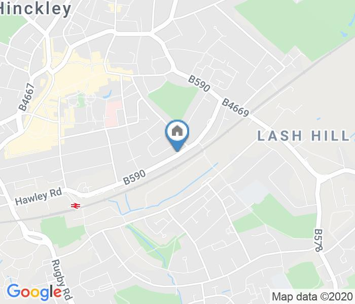 2 Bed Terraced House, Southfield Road, LE10