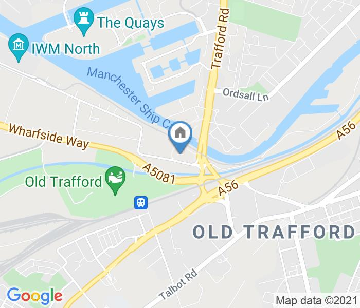 2 Bed Flat, Trafford Wharf End, M17