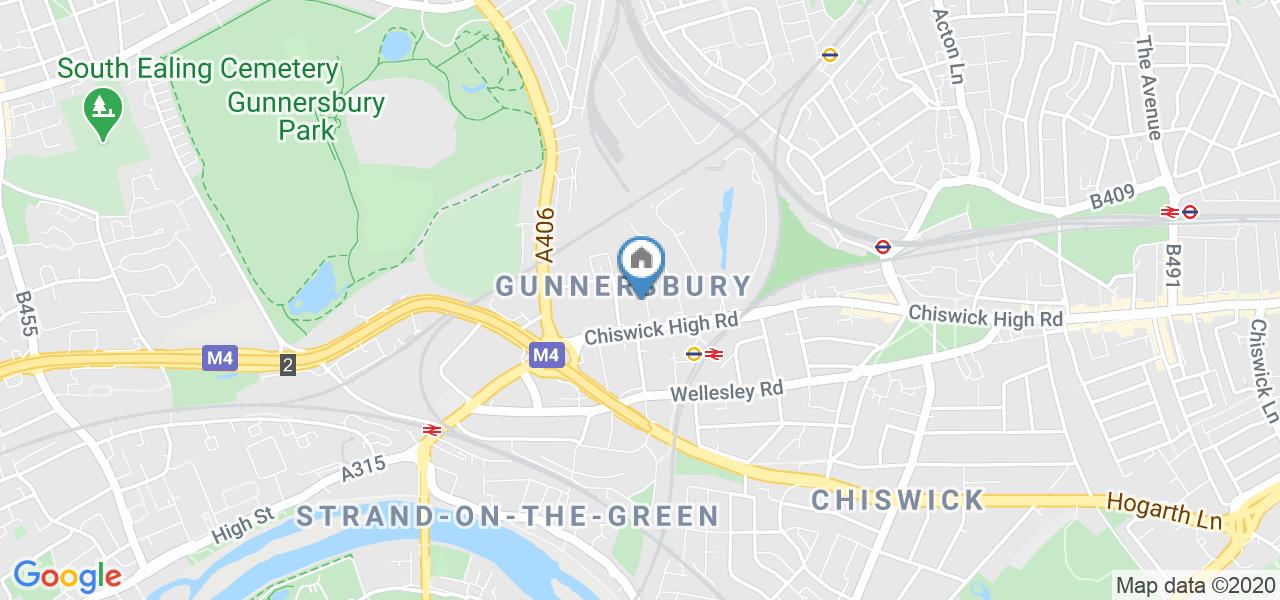 2 Bed Flat, Thorney Hedge Road, W4