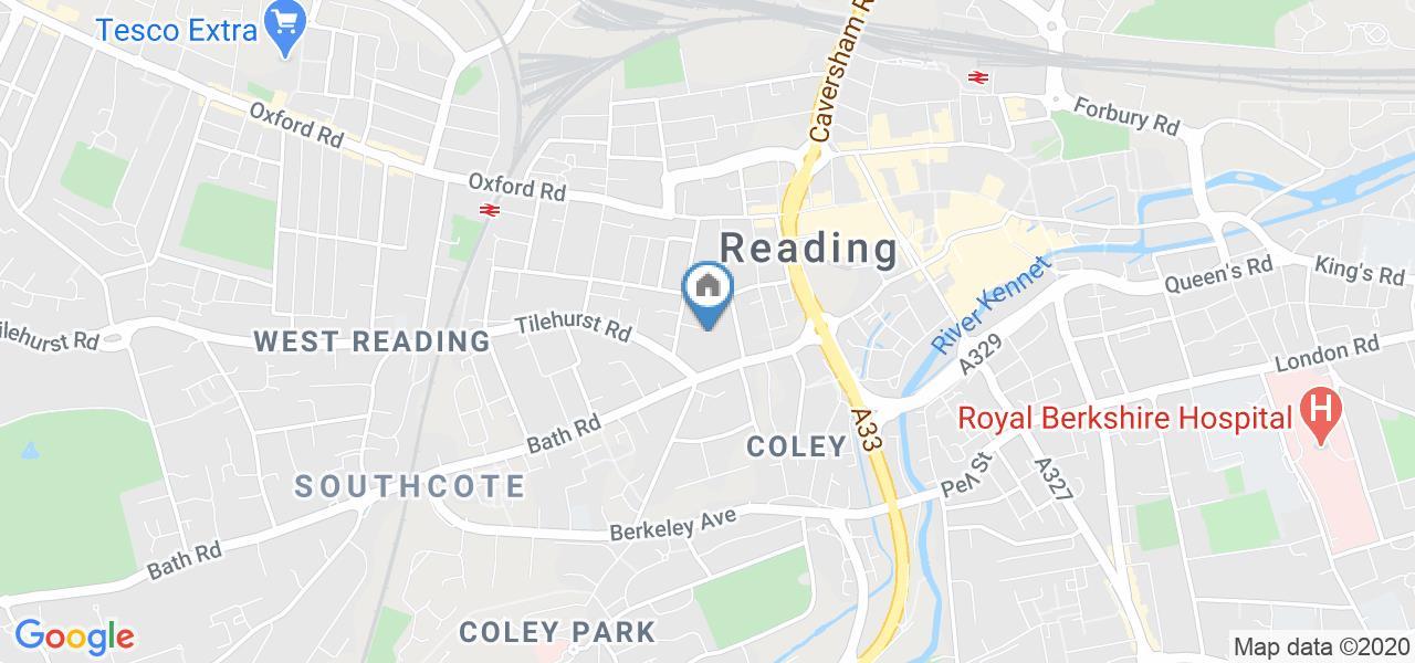 2 Bed Flat, Epping Close, RG1