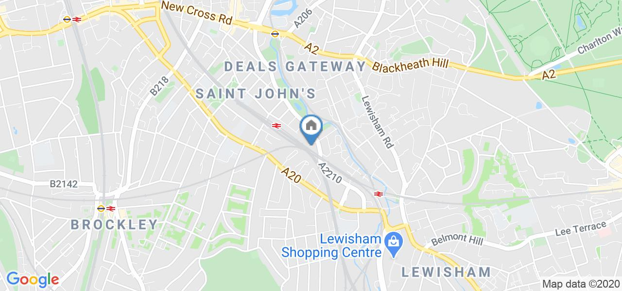 3 Bed Terraced House, Elverson Road, SE8