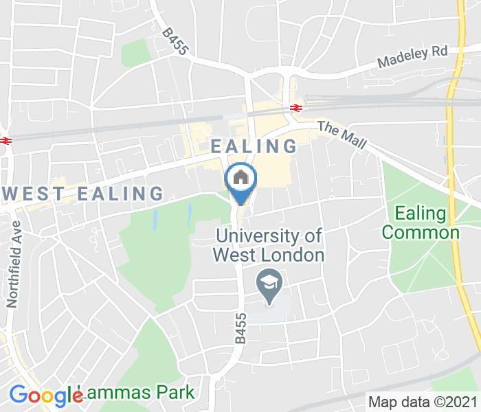 Studio Flat, The Green Ealing, W5