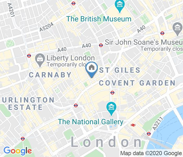 2 Bed Flat, Old Compton Street, W1D