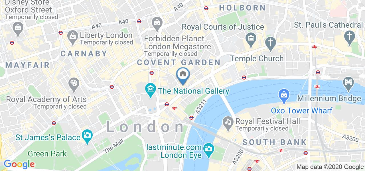 1 Bed Flat, Turner House, WC2R