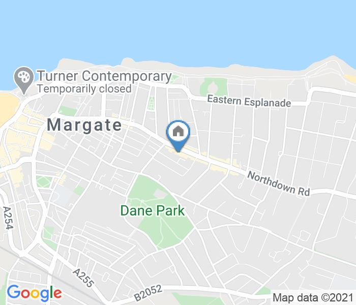 1 Bed Flat, Northdown Road, CT9