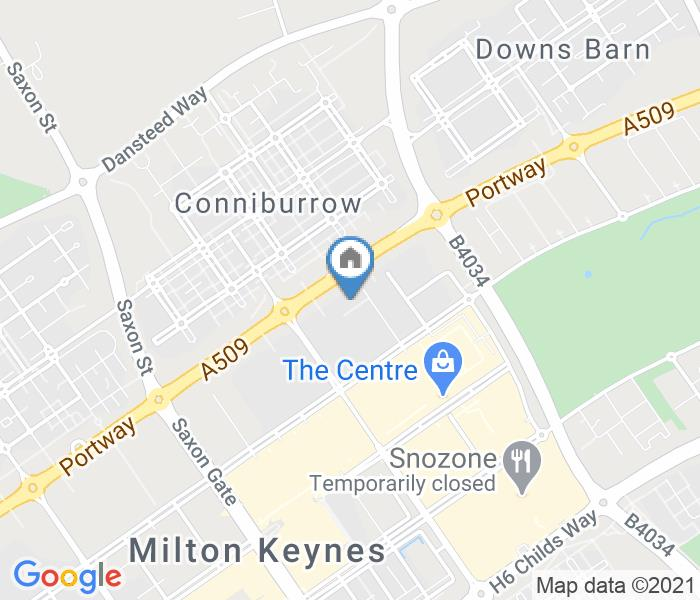 Room in a Shared Flat, North Row, MK9