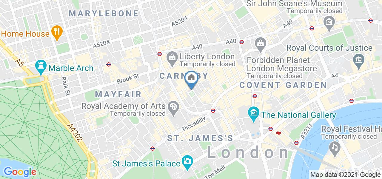 3 Bed Flat, Golden Square, W1F