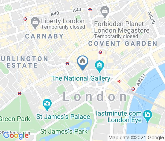 1 Bed Flat, Oxendon Street, SW1Y